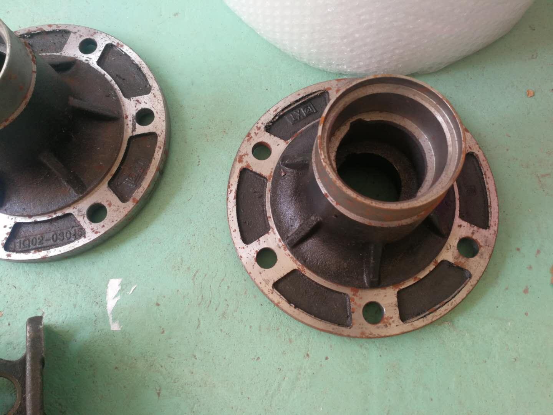 东风多利卡后轮芯 轮毂价格是多少
