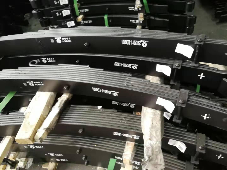 东风康霸钢板弹簧总成价格