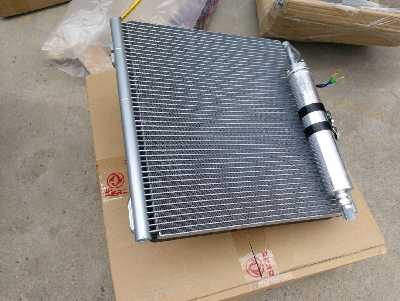 东风多利卡D7空调散热器电子扇总成